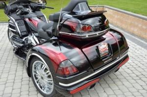Honda Gold Wing GL1800 TRIKE CZARNO-BORDOWY (2010)