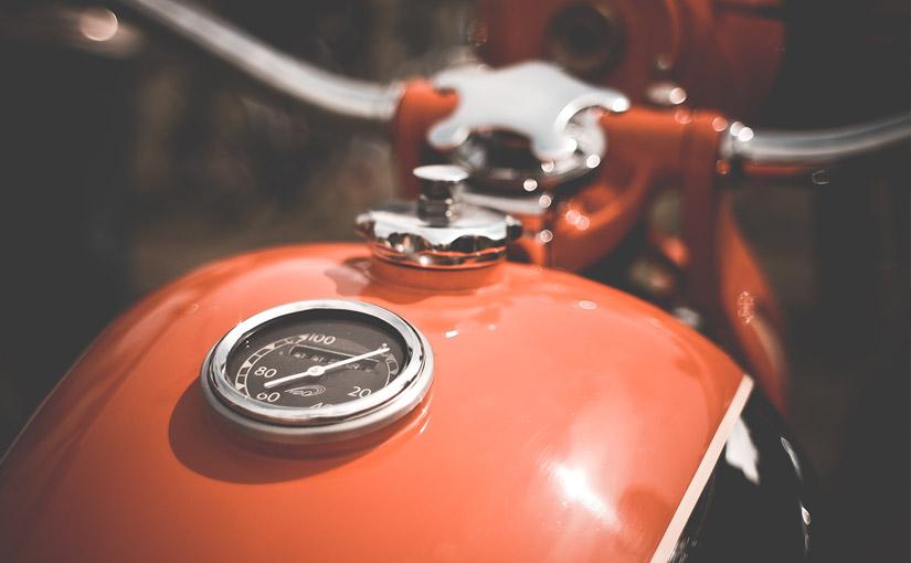 Jaki pierwszy motocykl