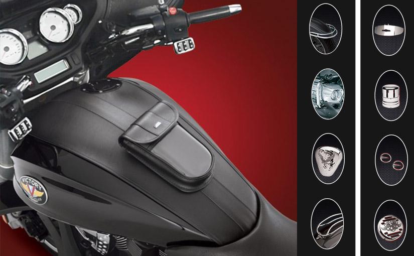 Akcesoria chromowane do motocykli