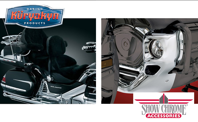 Akcesoria do motocykli Kuryakyn, Show Chrome (Big Bike Parts)
