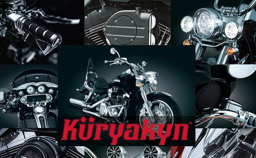 Kuryakyn – akcesoria do motocykli Honda GoldWing