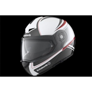 Kask Schuberth C3 Pro Women Classic Red