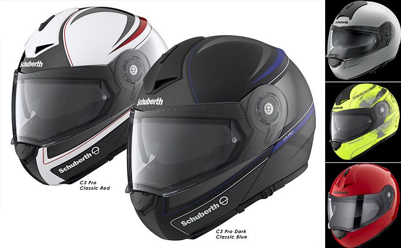 Schubert C3 Pro – najcichsze na świecie kaski motocyklowe