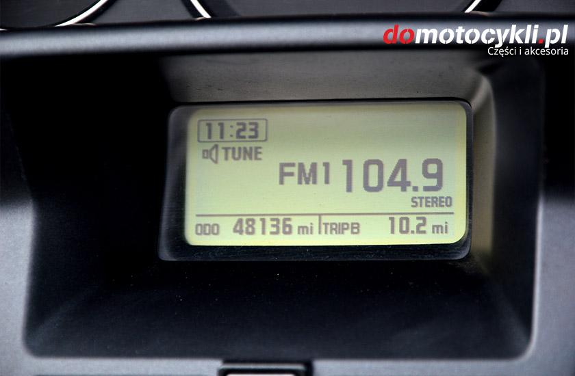 Honda Gold Wing GL1800 TRIKE czarna
