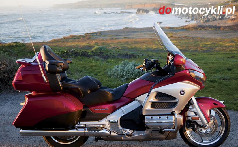 Honda Gold Wing – motocykl stworzony do podróżowania