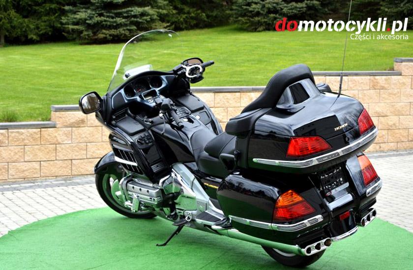 Honda Gold Wing 1800 czarna